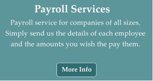 Exe Valley Payroll